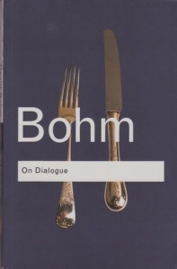 Libro Dialogo di Bohm