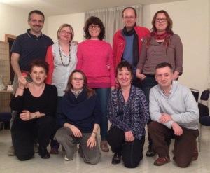 Foto del gruppo evolutivo 30 aprile 2015