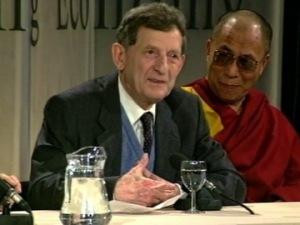 Bohm e Dalai Lama